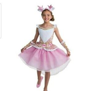 Girls Magical Fawn Halloween Costume